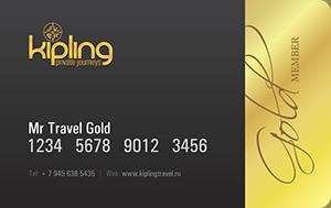 Member card Gold-1
