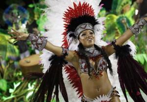 Карнавал в Рио-де-Жанейро <br /> (Индивидуальный тур) <br />10 дней/9 ночей