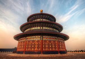 Китай: дворцы и храмы