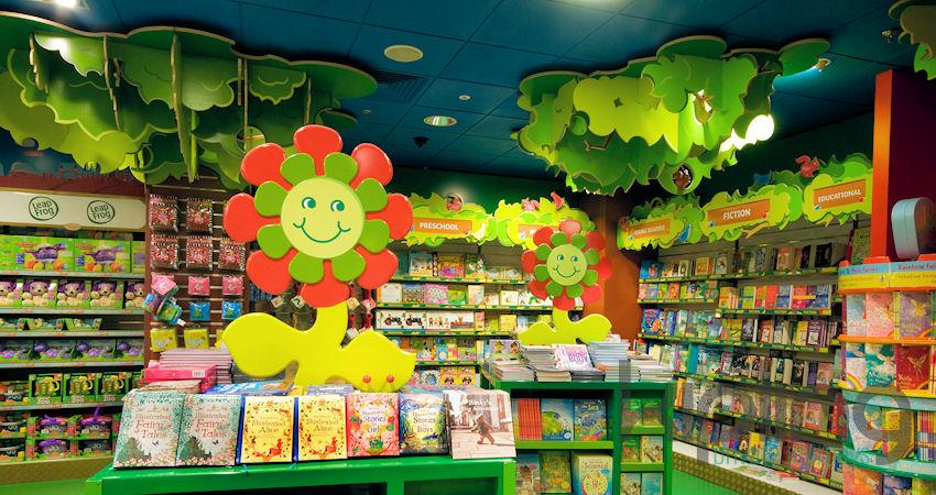 Магазин игрушек Hamleys London