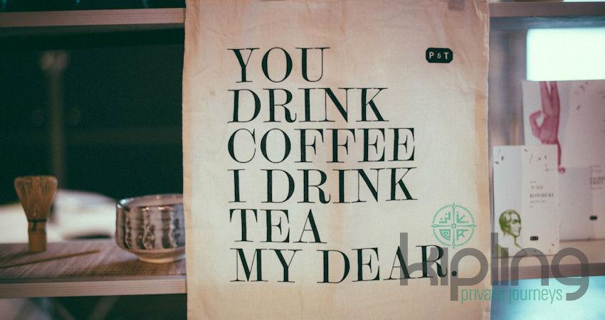 Paper & Tea