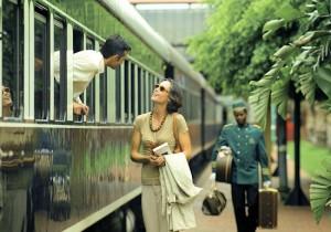 Путешествие на Rovos Rail