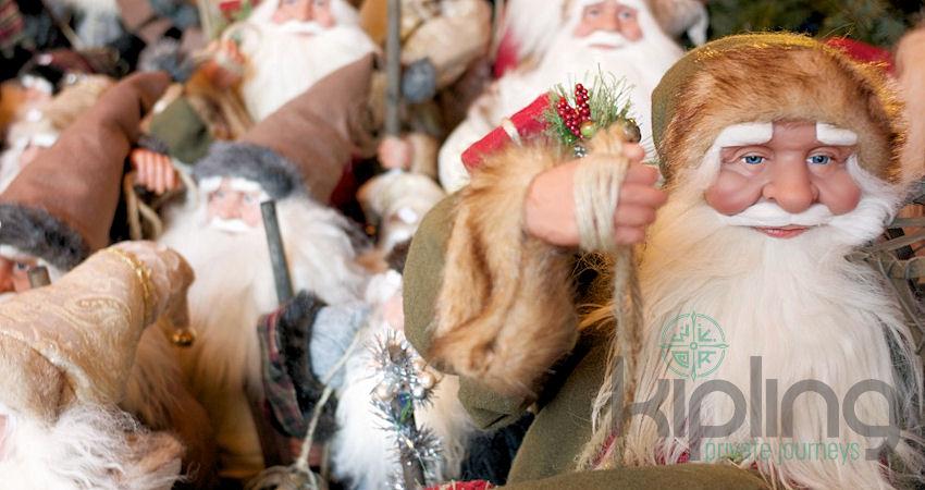 Рождественская ярмарка в Нюрнбенге