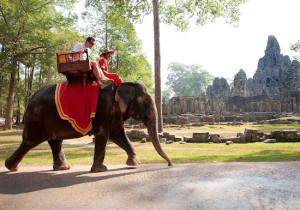 Знакомство с Ангкором