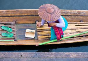 Жизнь на озере Инле