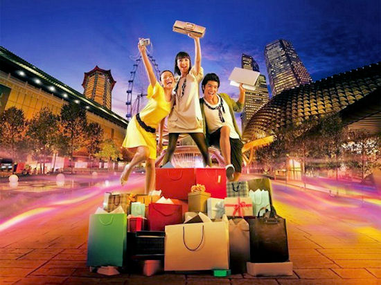 Модный уик-энд в Сингапуре