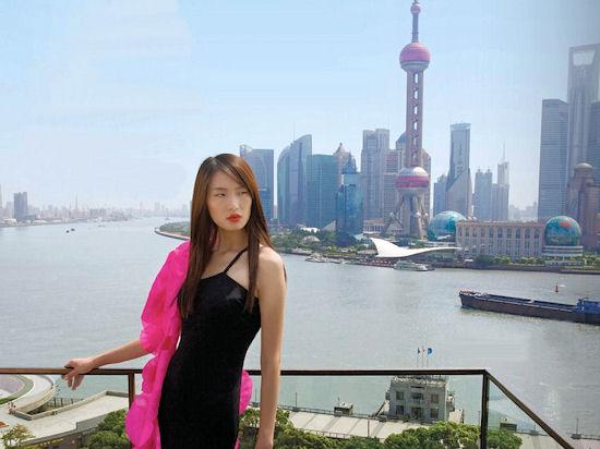 Длинный уик-энд в Шанхае