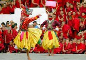 Фестиваль горных танцев Цечу <br /> (VIP путешествие)