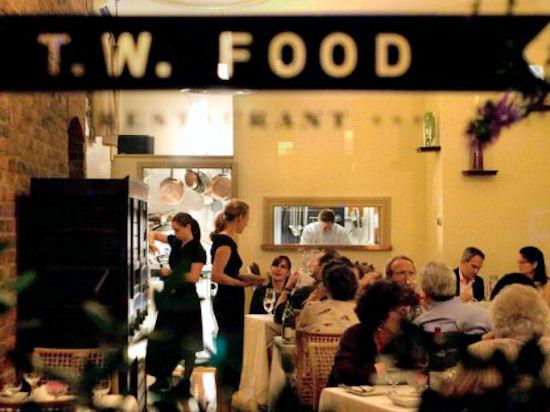 T.W. Food, Бостон