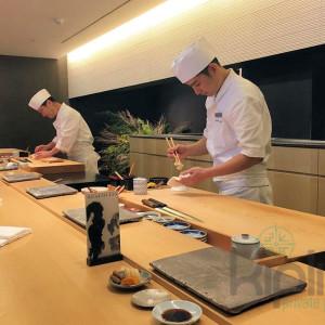 Sushi Cho, Сеул_5