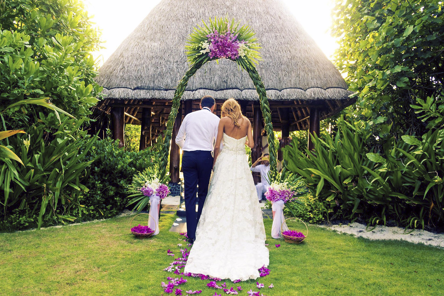 Reethi rah wedding