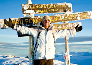 Восхождение на Килиманджаро <br /> (Маршрут Мачаме)