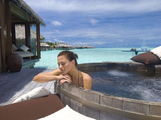 The Spa Retreat, Conrad Maldives