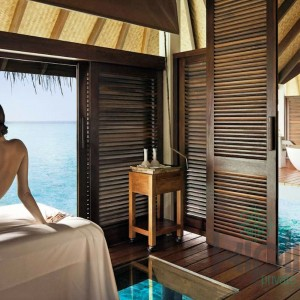 Spa and Ayurvedic Retreat, Four Seasons Landaa Giravaru