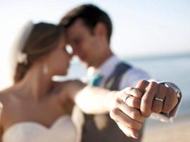 Свадебная церемония в европейском стиле