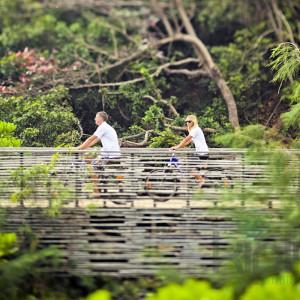 Медовый месяц в Six Senses Con Dao