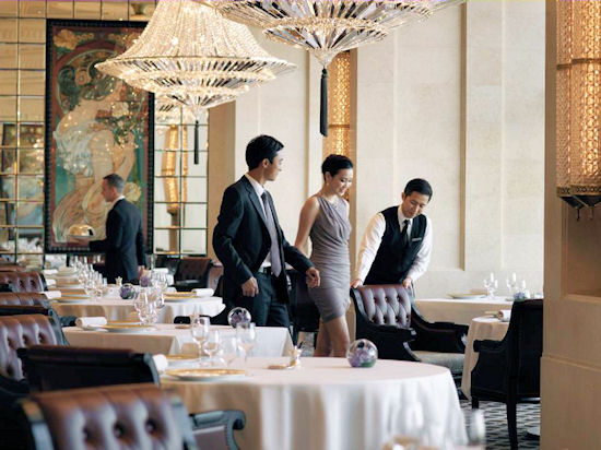Caprice Restaurant, Гонконг