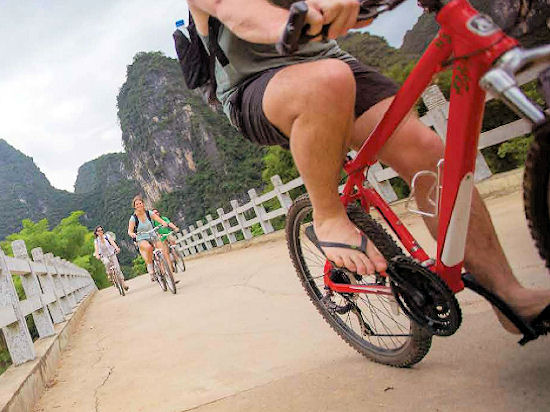 От Ханоя до Сайгона на велосипеде