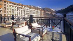 Marriott Krasnaya Polyana Hotel