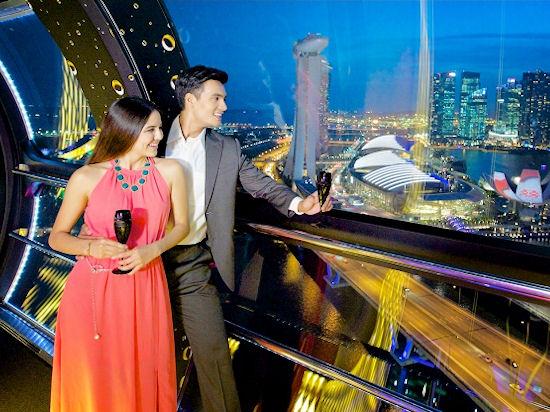 Длинный уик-энд в Сингапуре