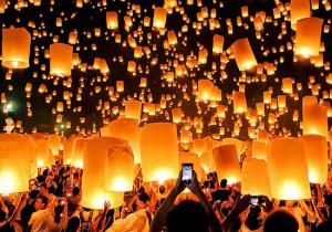 Празднование Лой Кратонг <br /> (Индивидуальный тур) <br /> 5 дней/4 ночи