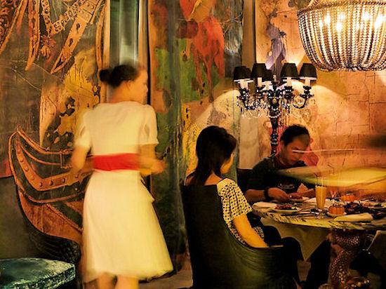 Lan Club, Пекин