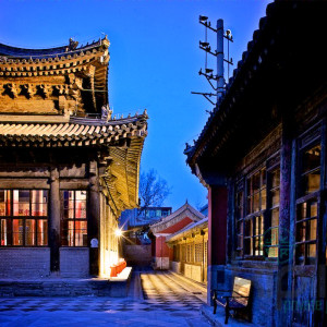 Temple Restaurant, Пекин