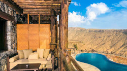 Alila Jebal Akhdar Resort