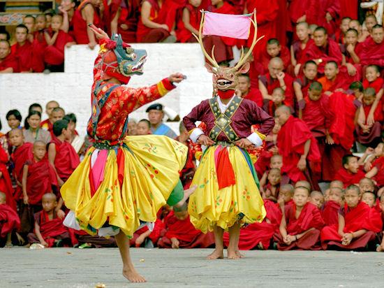 Фестиваль горных танцев Цечу