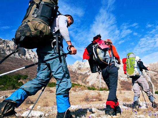 Трек в долине Катманду