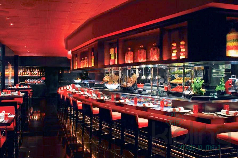 Restaurant reviews for las vegas strip