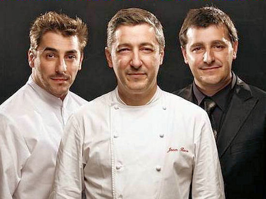 El Celler de Can Roca, Жирона_1