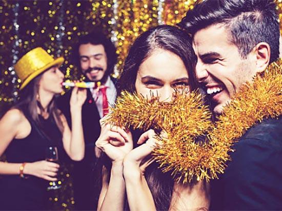 Новый год в Удайтуре