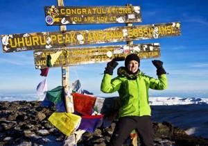Восхождение на Килиманджаро <br /> (Маршрут Марангу)  <br /> 7 дней/6 ночей