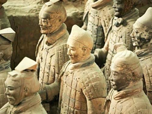 Три древнейшие столицы Китая