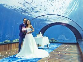Свадьба в отеле Hurawalhi Maldives_1