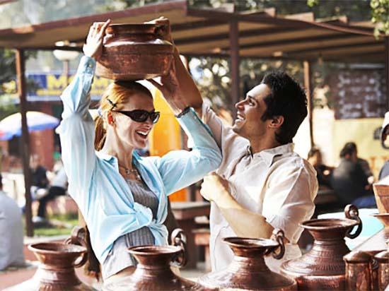 Большое путешествие в Индию